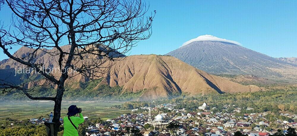 リンジャニ山周辺 Mt.Rinjani